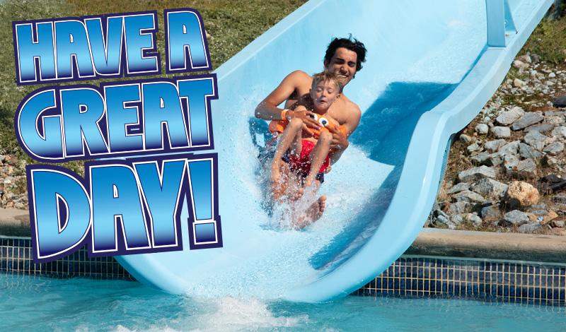 Splashdown Vernon - water slides for all ages